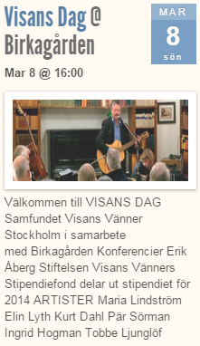 Visans Dag Birkagården
