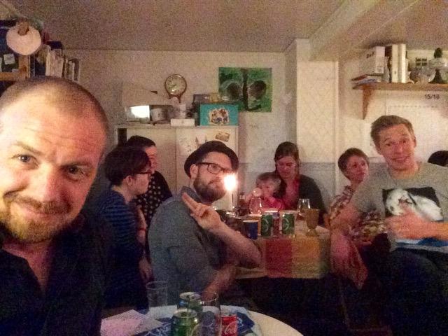 Familjemedlemsmöte hos Visans Vänner i Uddevalla!